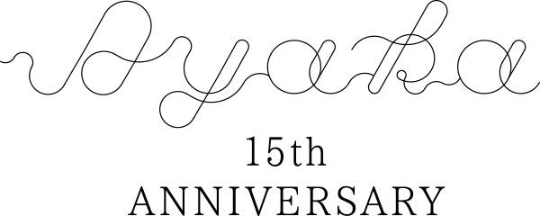 絢香 15th Anniversary Special WebSite